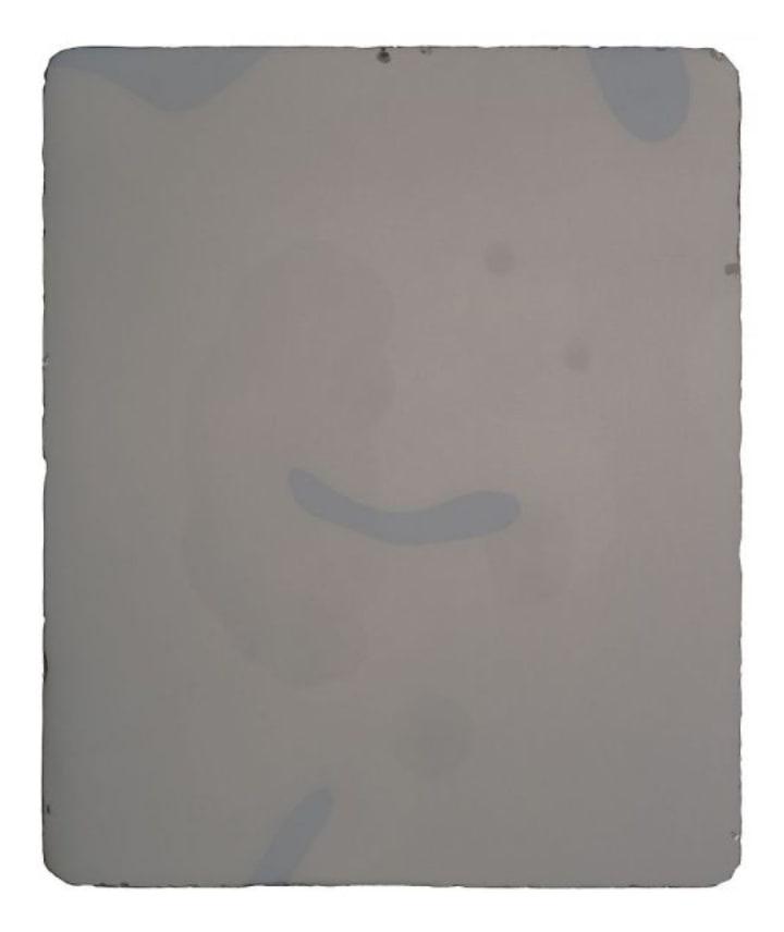 PHILIPPE GRONON, Pierre lithographique n°4, Studio Franck Bordas, Paris, 2005