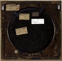PHILIPPE GRONON, Verso n°33, Dessinateur dans les ruines d'un temple à Paestrum, par Robert Hubert, collection du musée des Beaux arts d'Amiens, 2009