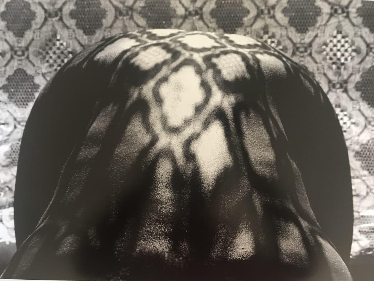 Adger Cowans Lace Figure , 1980 Pigment Print 21 x 27