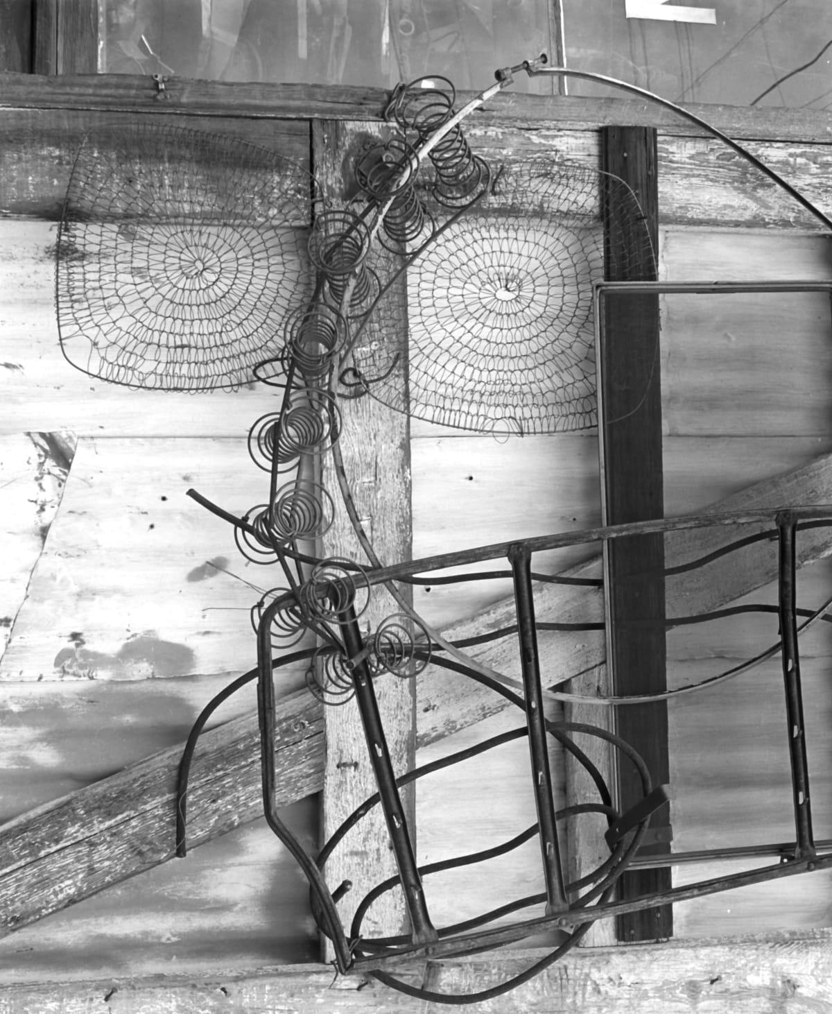 Crab Nets, 1963