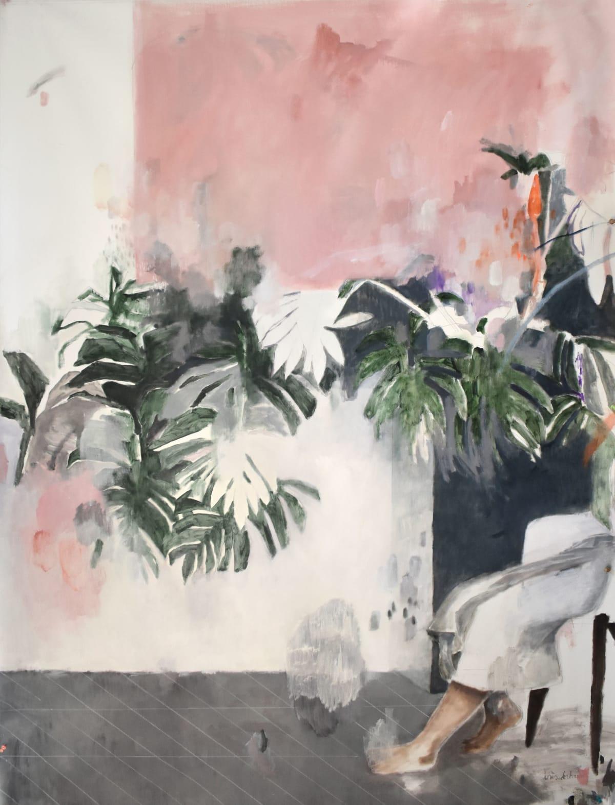 Ines Katamso, Contemplation 2, 2019