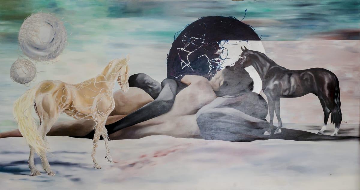 Talitha Maranila, Reconstruction of Dreams, 2019