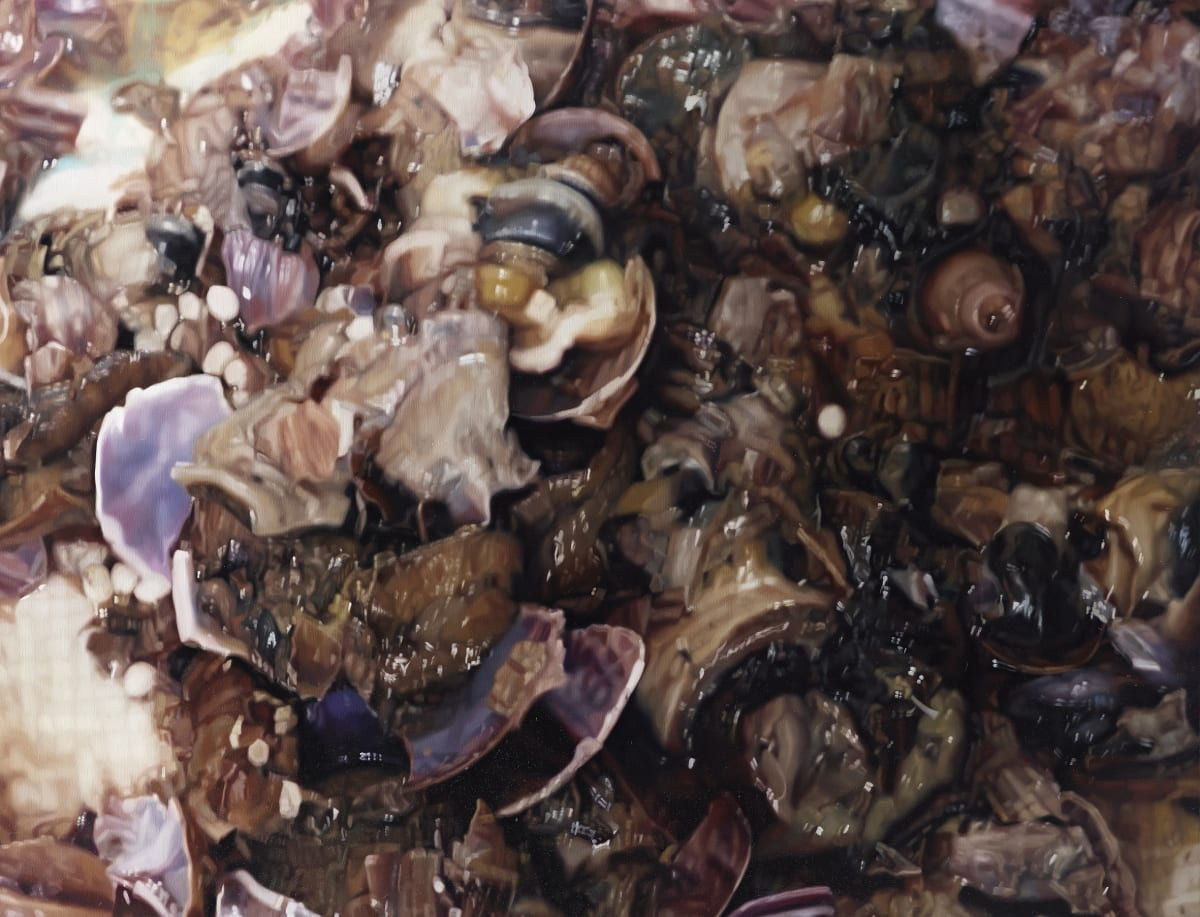 Huang Chia-Ning, Snails, 2009