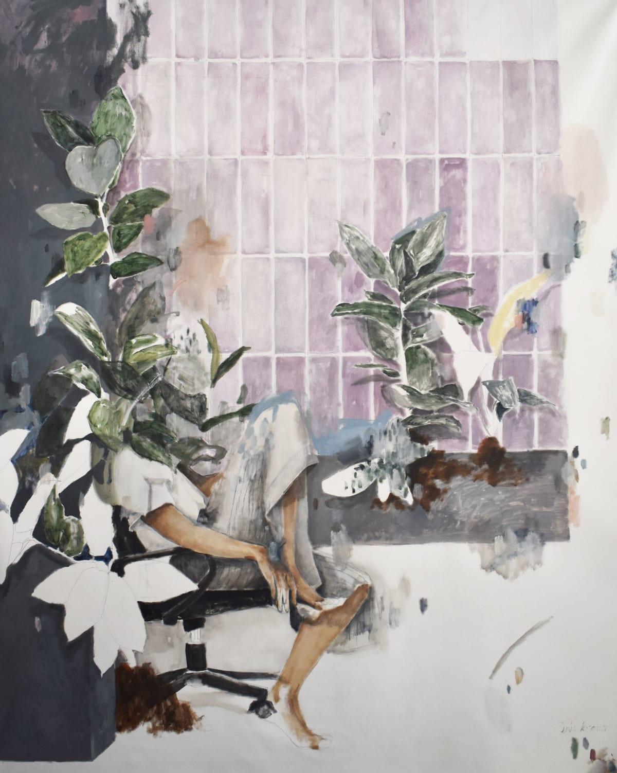 Ines Katamso, Contemplation, 2019