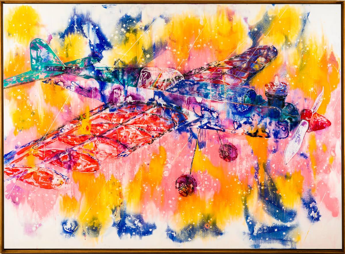 Wang Liang-Yin, Spray and Rainbow, 2019