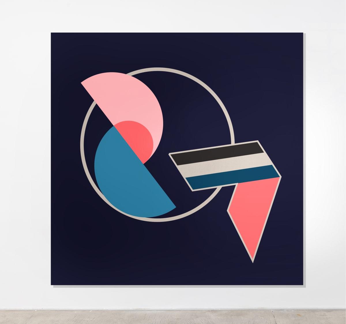 Sinta Tantra, Zenith Noon No.VII, 2017