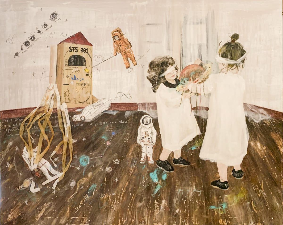 Yang Yi Shiang, Make Believe, 2017