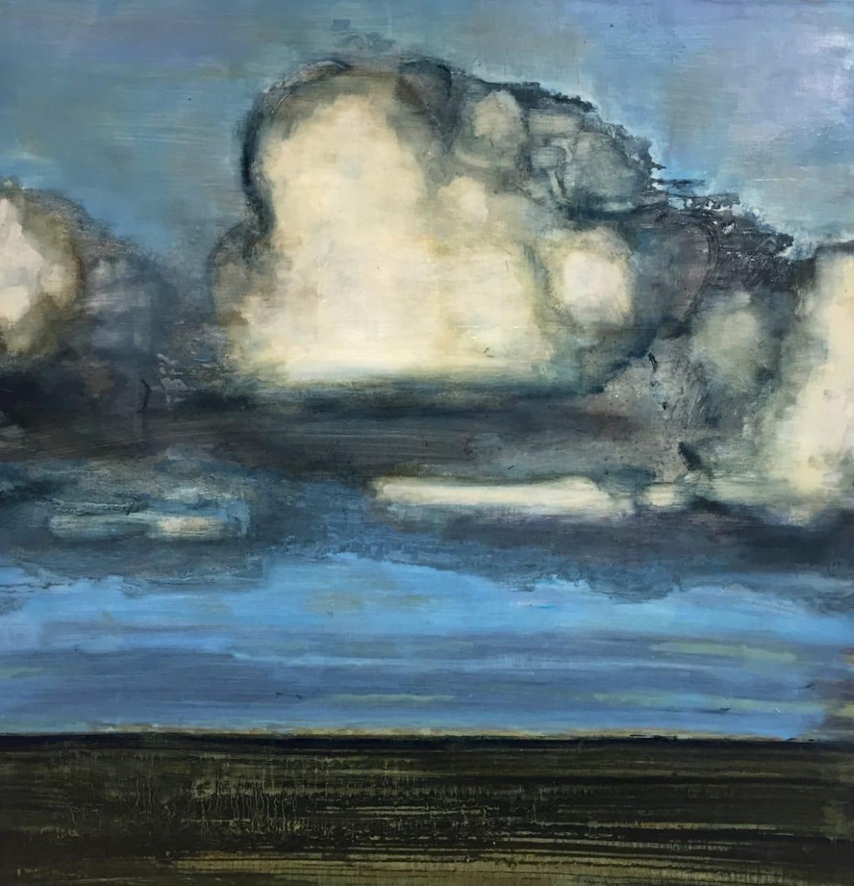 David Konigsberg, Field Late Afternoon, 2018