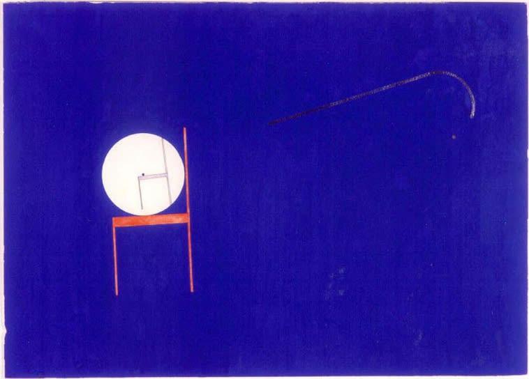 ARMLEDER John, Sans Titre, 1980