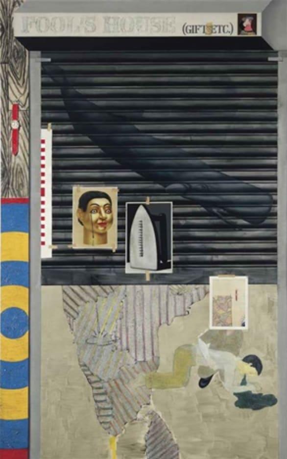 DODIYA Atul, Fool's House, 2009