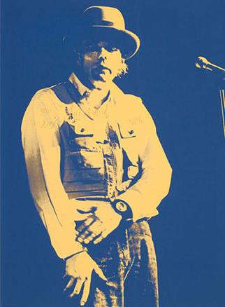 BEUYS Joseph, Yellow, 1977