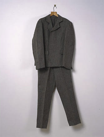 BEUYS Joseph, Felt Suit, 1970