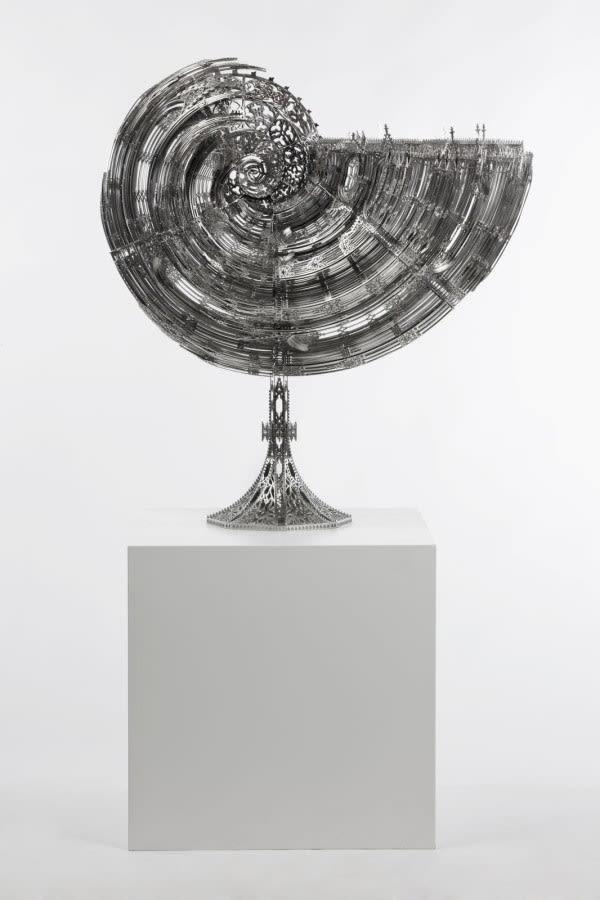 DELVOYE Wim, Nautilus (Scale Model 1:25), 2011