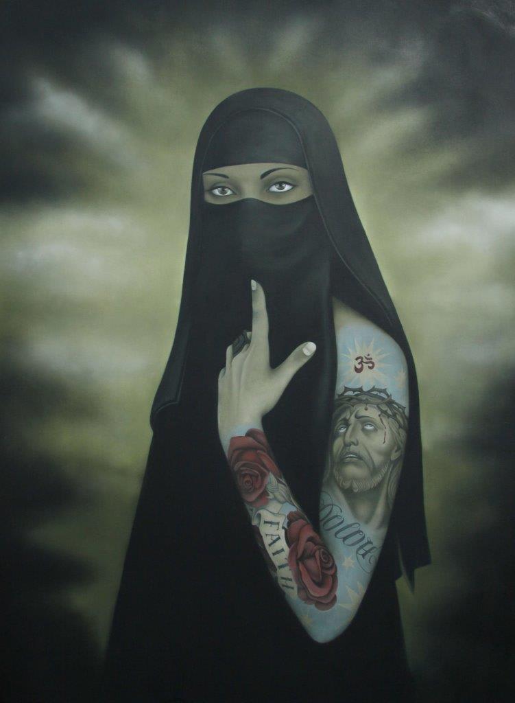 Heather STRAKA, Faith, 2014