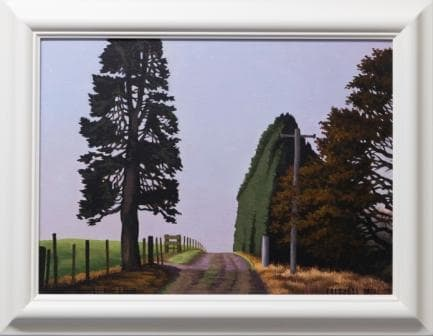 Dick FRIZZELL, Hawkes Bay Lane, 2014
