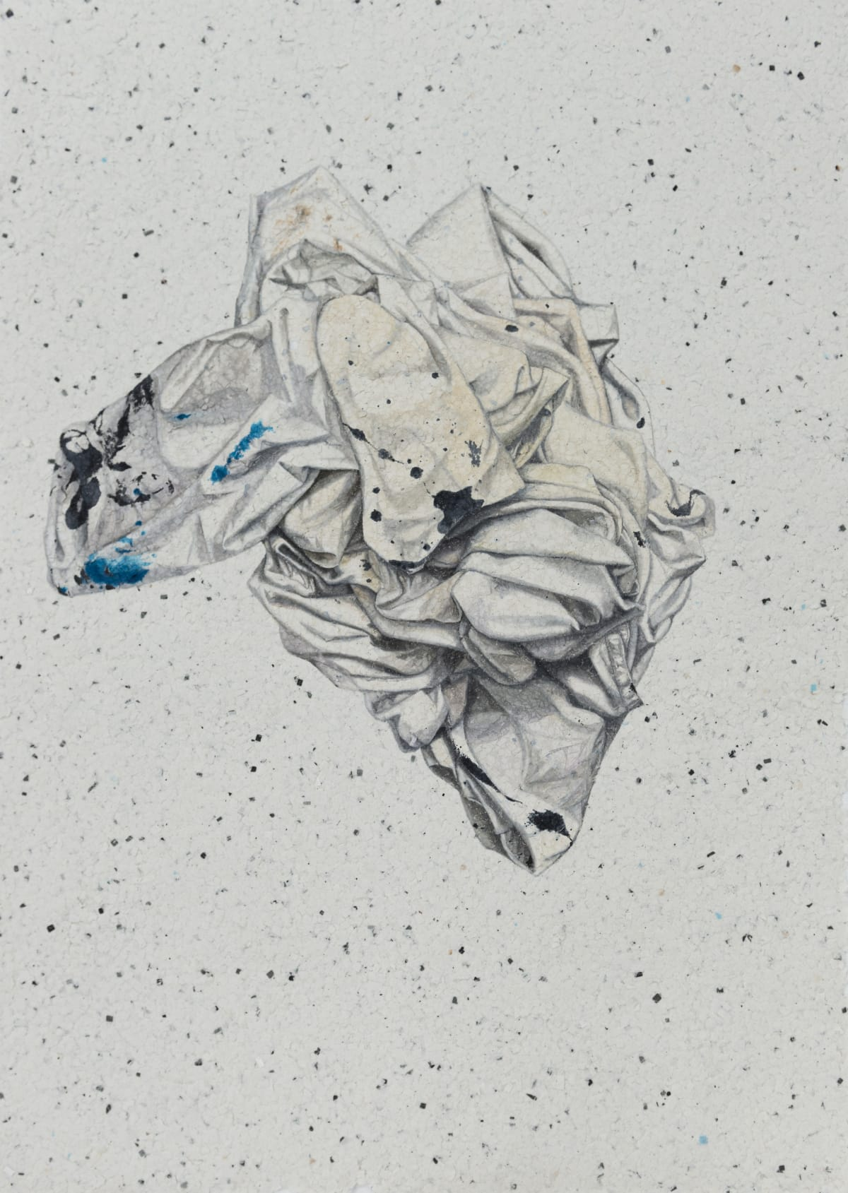 Marita Hewitt, Still Here (white), 2019