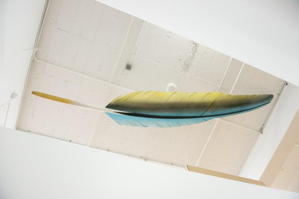 Neil Dawson, Macaw Feather, c. 1990s