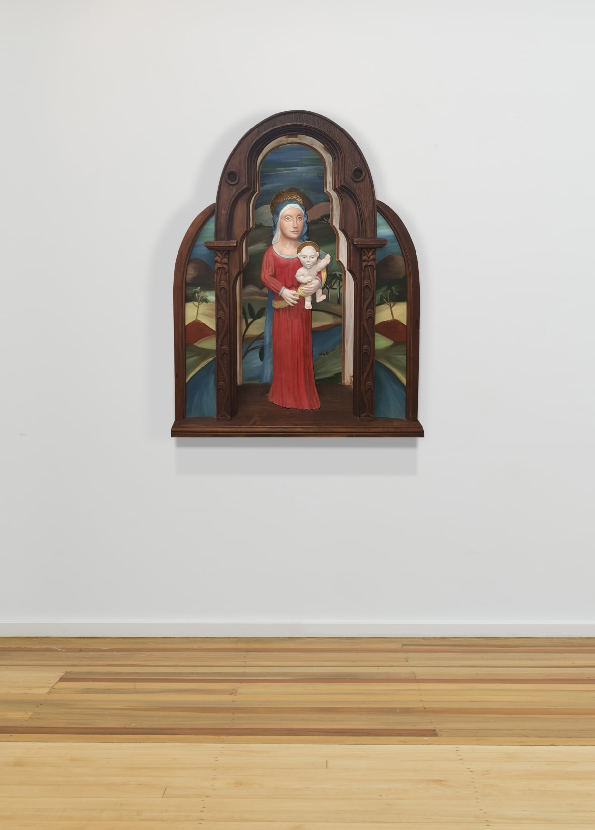 Harry Watson, Untitled [Madonna and Child], 1997