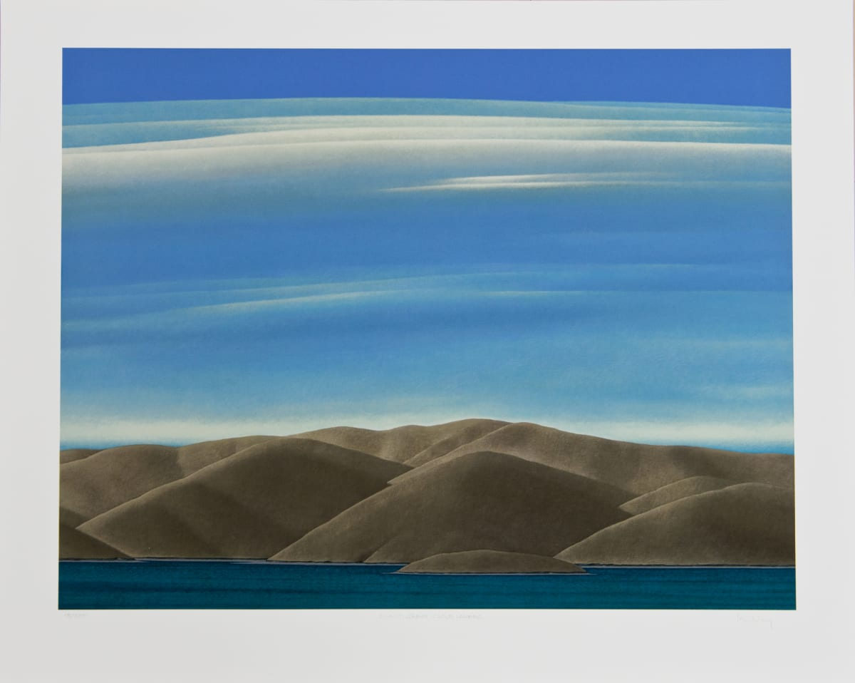 Brent Wong, Coast, Great Cloud Layers, n.d.