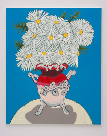 Holly Coulis, Daisies, 2011