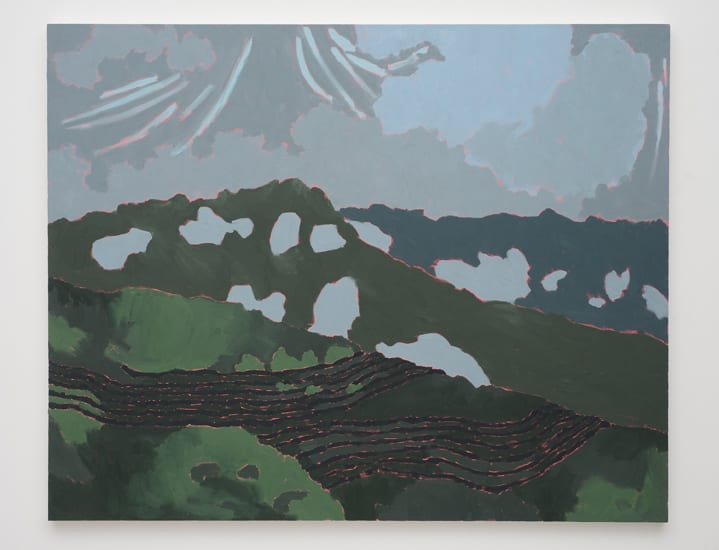 Holly Coulis, Fog, 2011