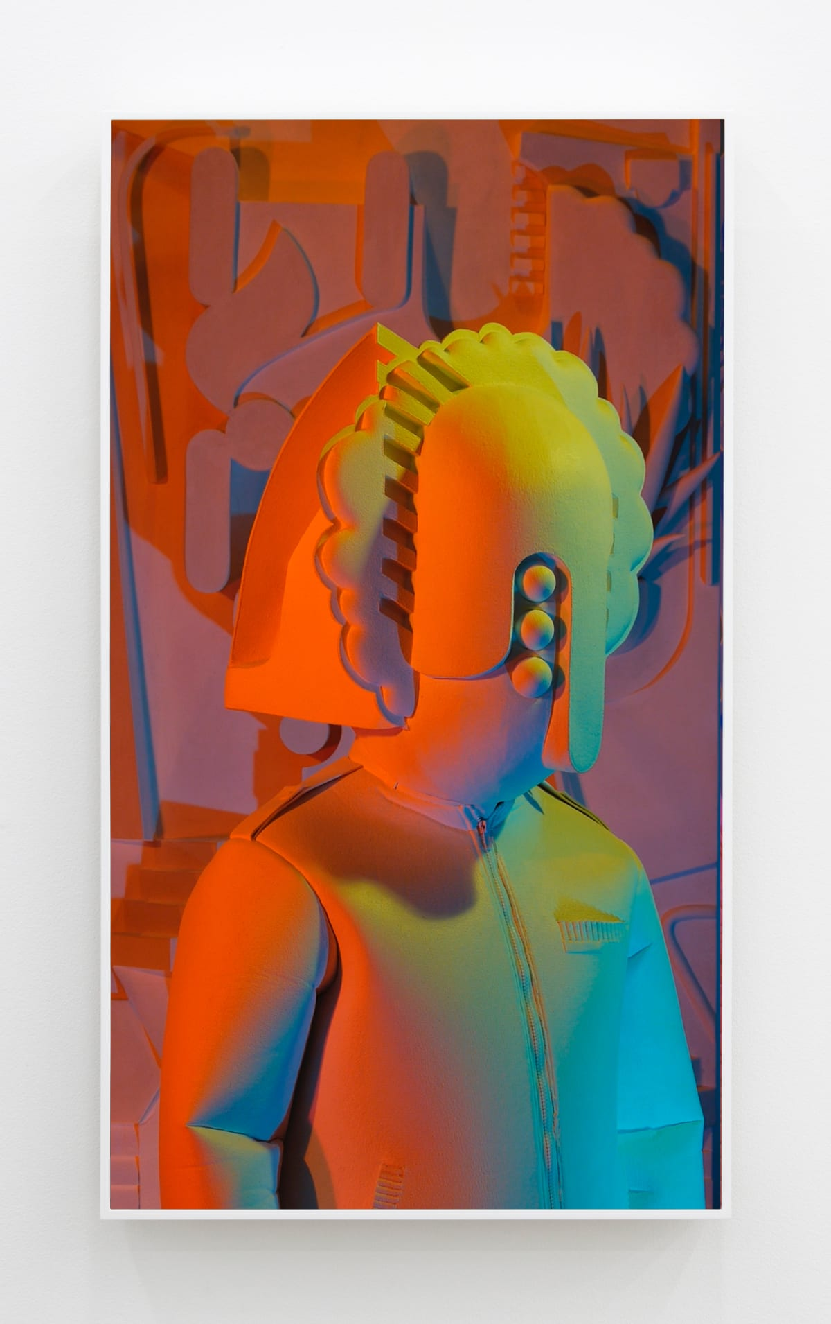 Brian Bress, Members Only (colorpicker), 2017