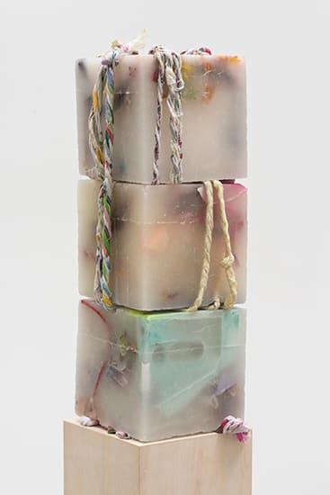 Katy Cowan, Compressional Tower, 2015