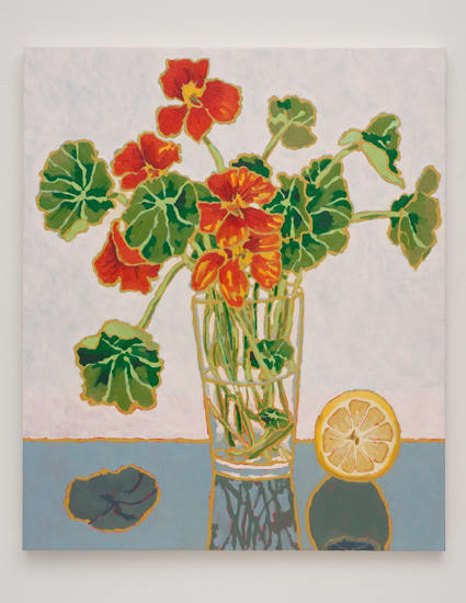 Holly Coulis, Flowers and Lemon, 2012