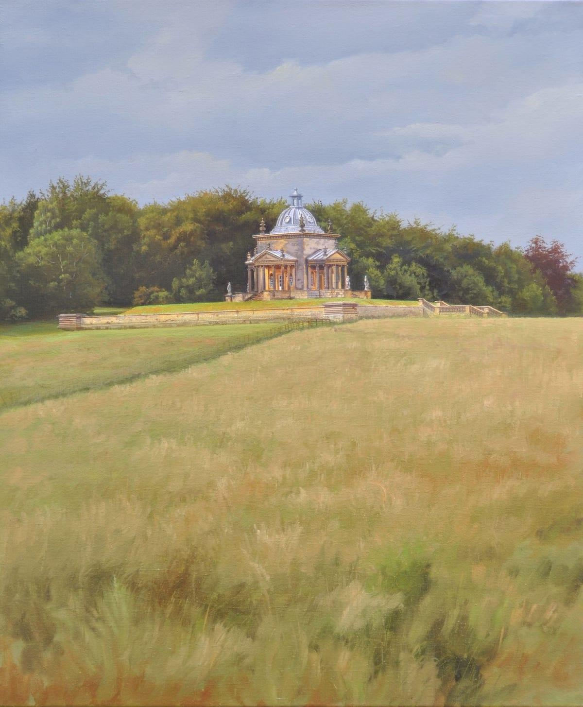 Carl Laubin T4W Oil on canvas 60 x 50 cm