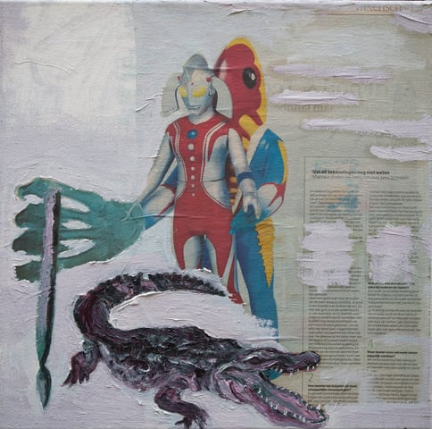 Rob Visje, Crocodile and Human sexuality
