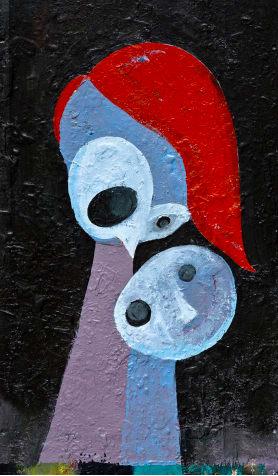 Erkut Terliksiz, Mother and child
