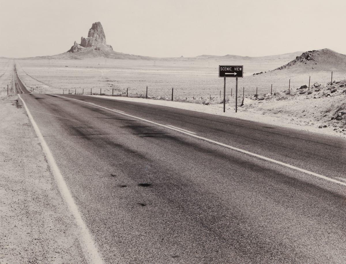 Bob Kolbrener, Scenic View, Arizona, 1981