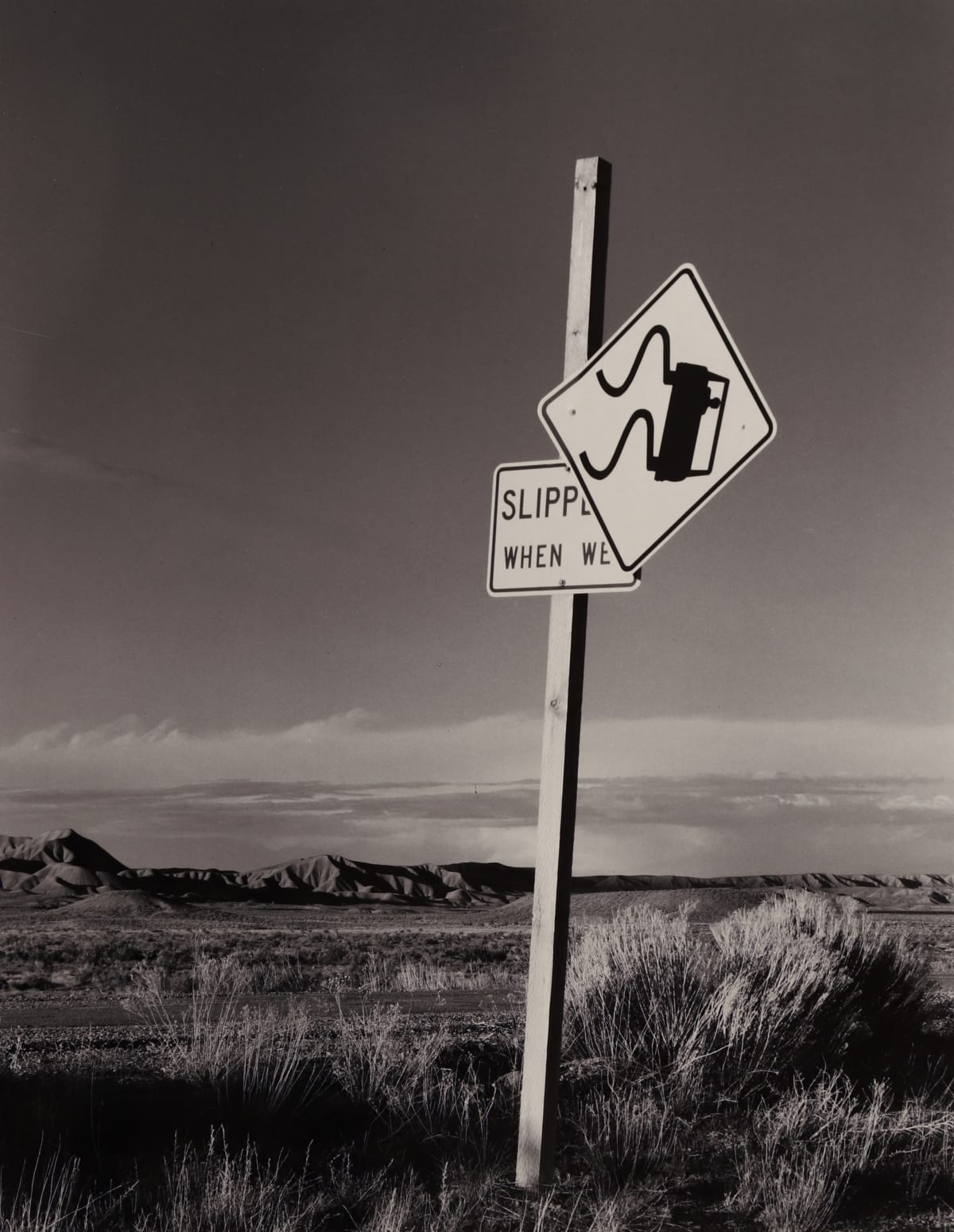 Bob Kolbrener, Slippery When Wet, Utah, 1979