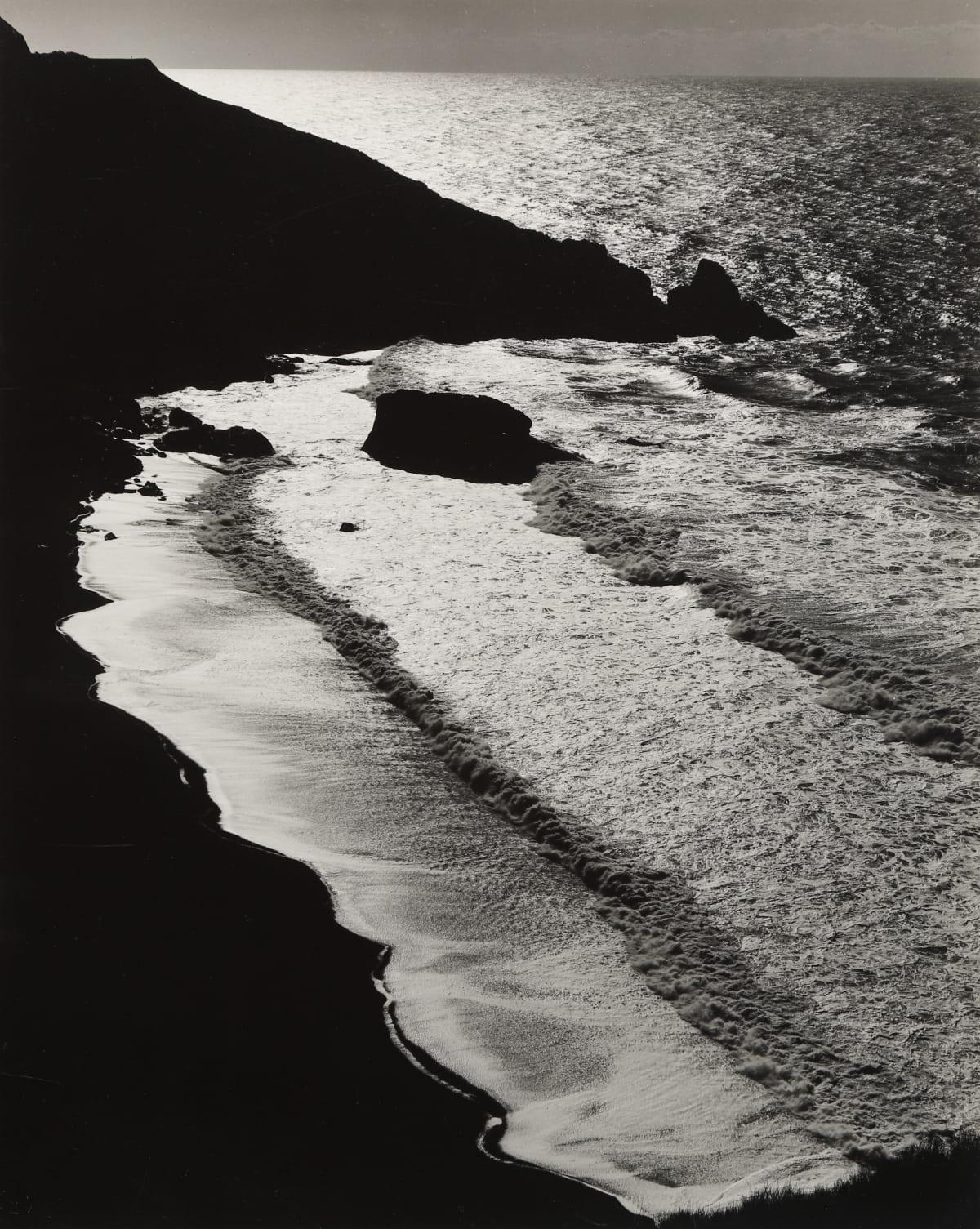 Brett Weston, Big Sur Coast, 1967