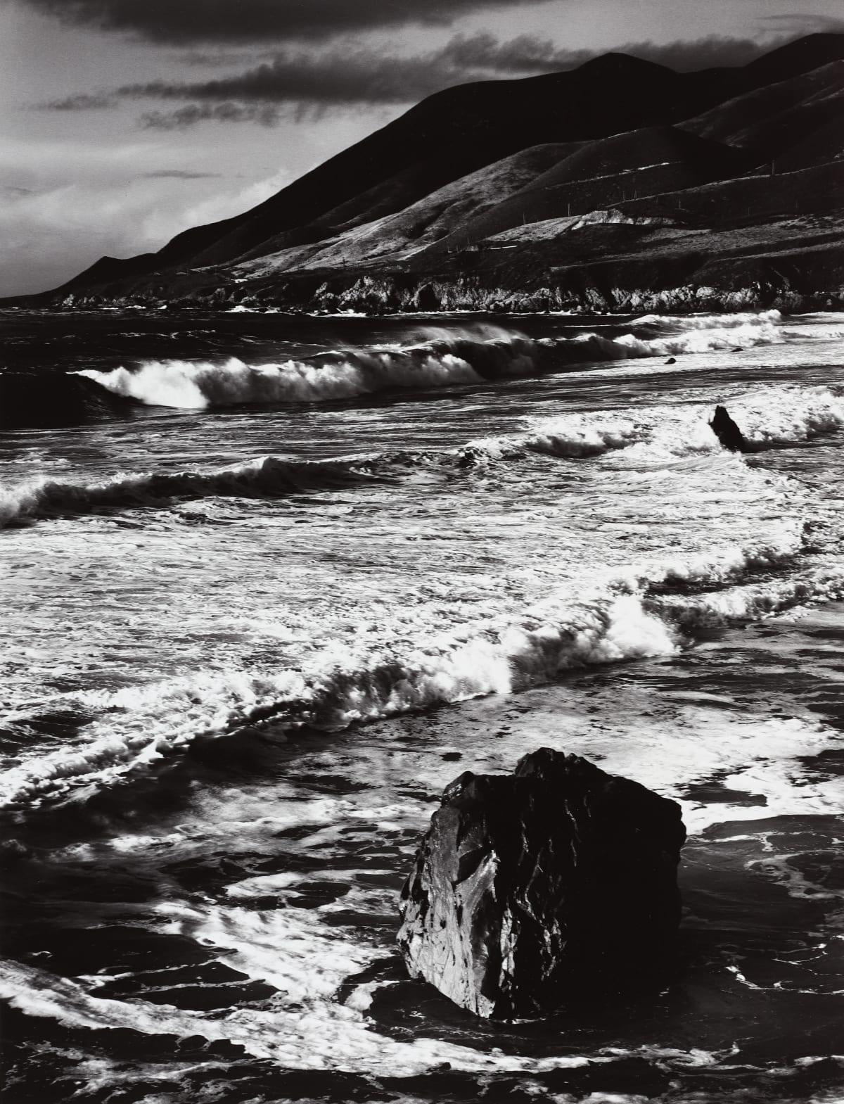 Morley Baer, Winter Surf, 1966