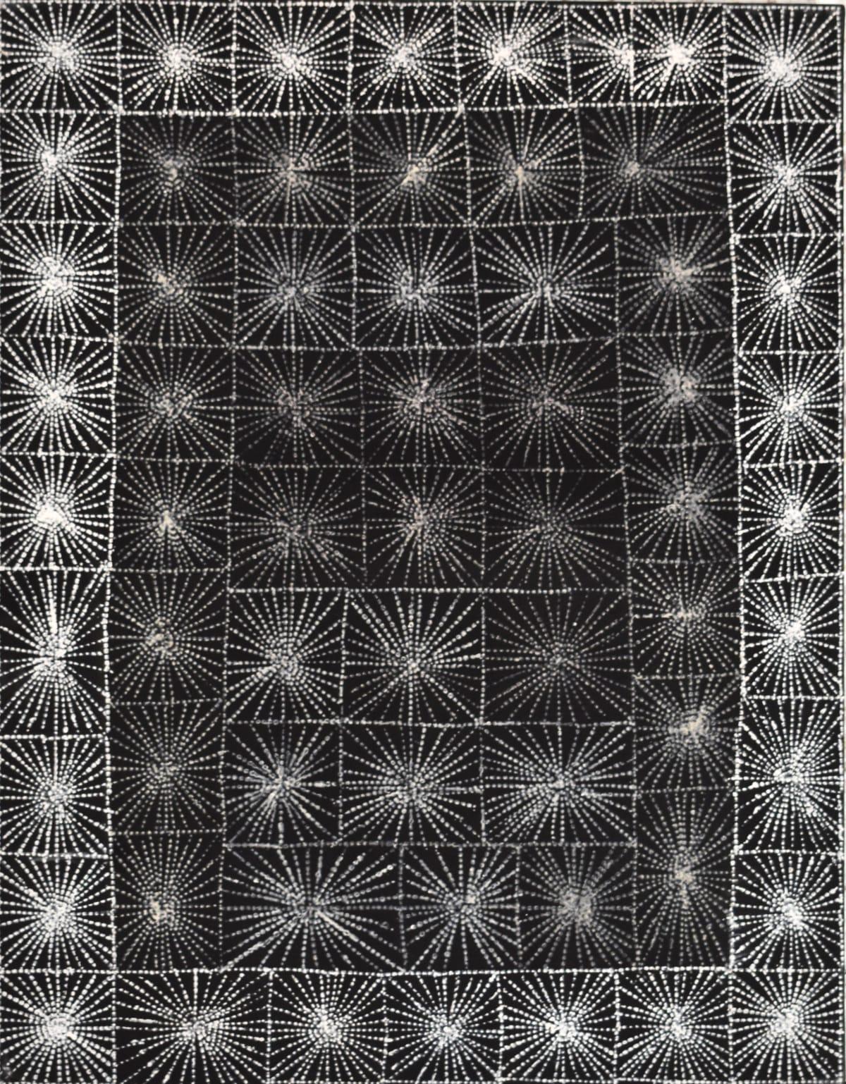 Raylene Miller Japalinga natural ochres on canvas 90 x 70 cm