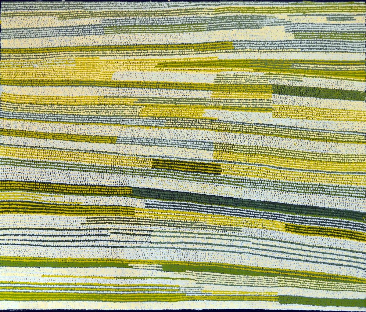 Yurpiya Lionel Anumara acrylic on linen 82 x 100 cm