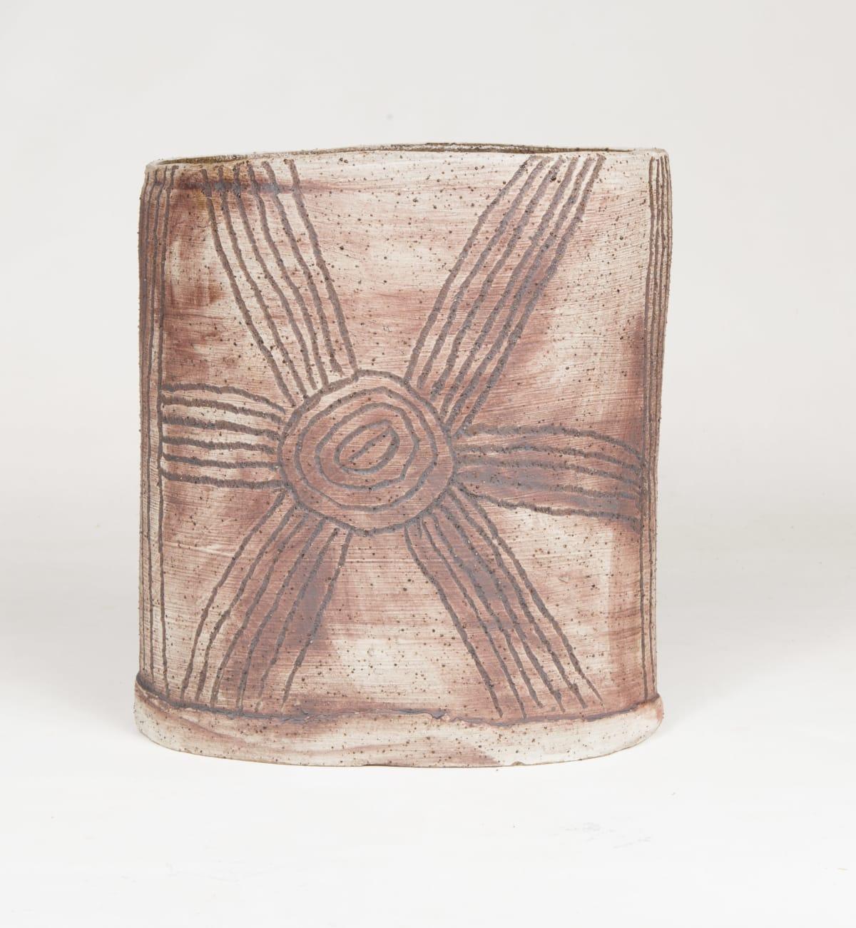 Rupert Jack Maku Maku, 2018 Stoneware 26 x 23 cm
