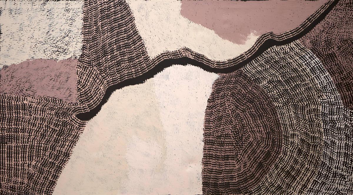 Pepai Jangala Carroll Walungurru, 2019 Acrylic on Canvas 180x100cm