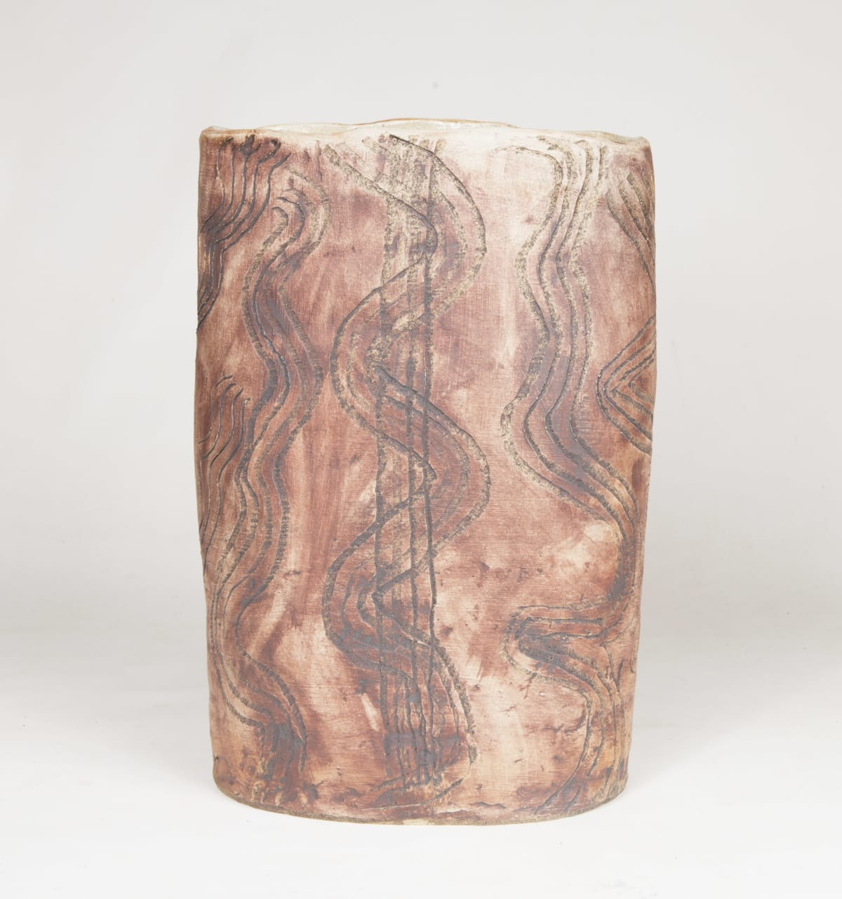 Rupert Jack Maku Maku, 2018 Stoneware 43 x 30 cm