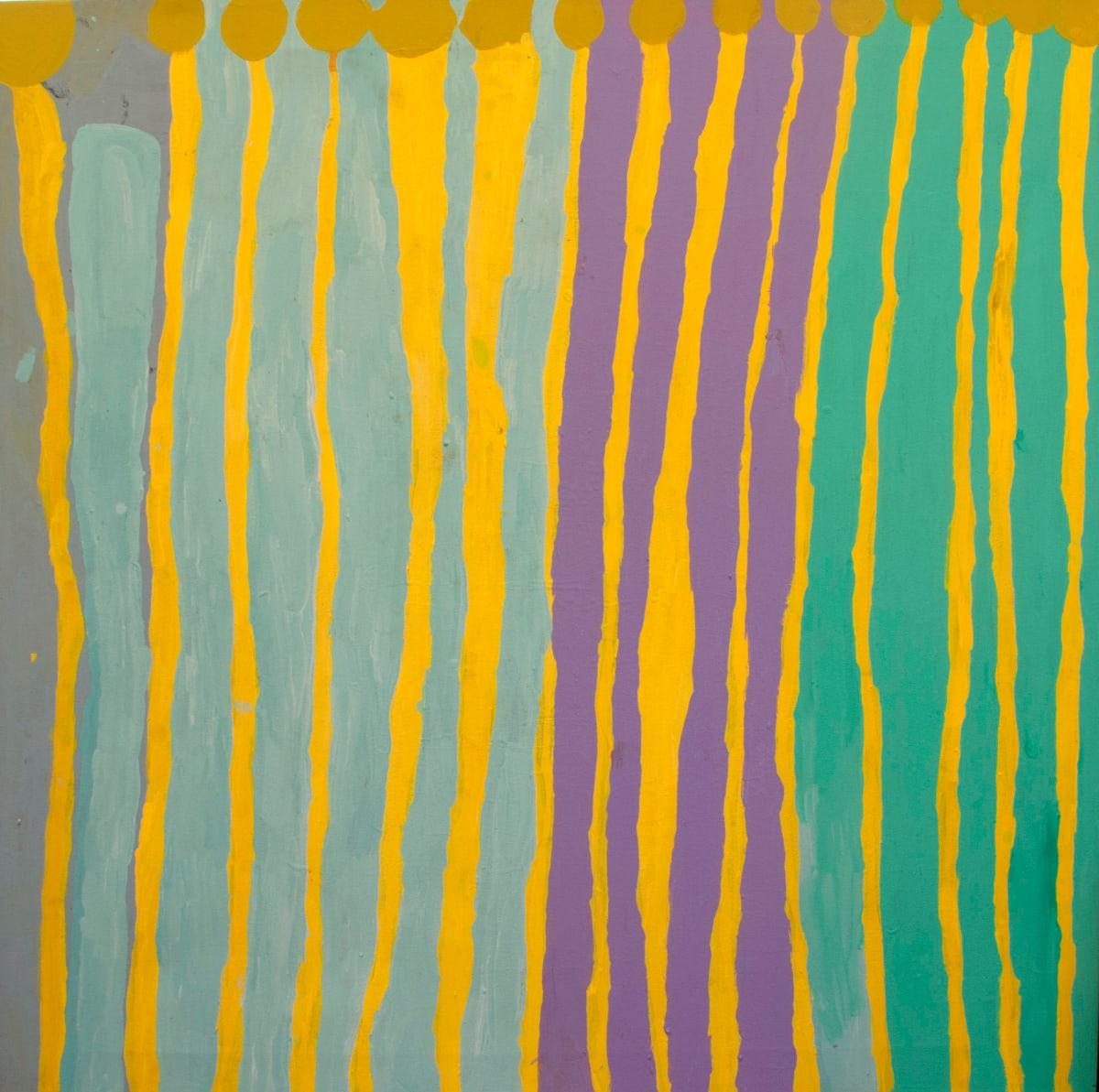Lisa Uhl Turtujarti acrylic on canvas 120 x 120 cm