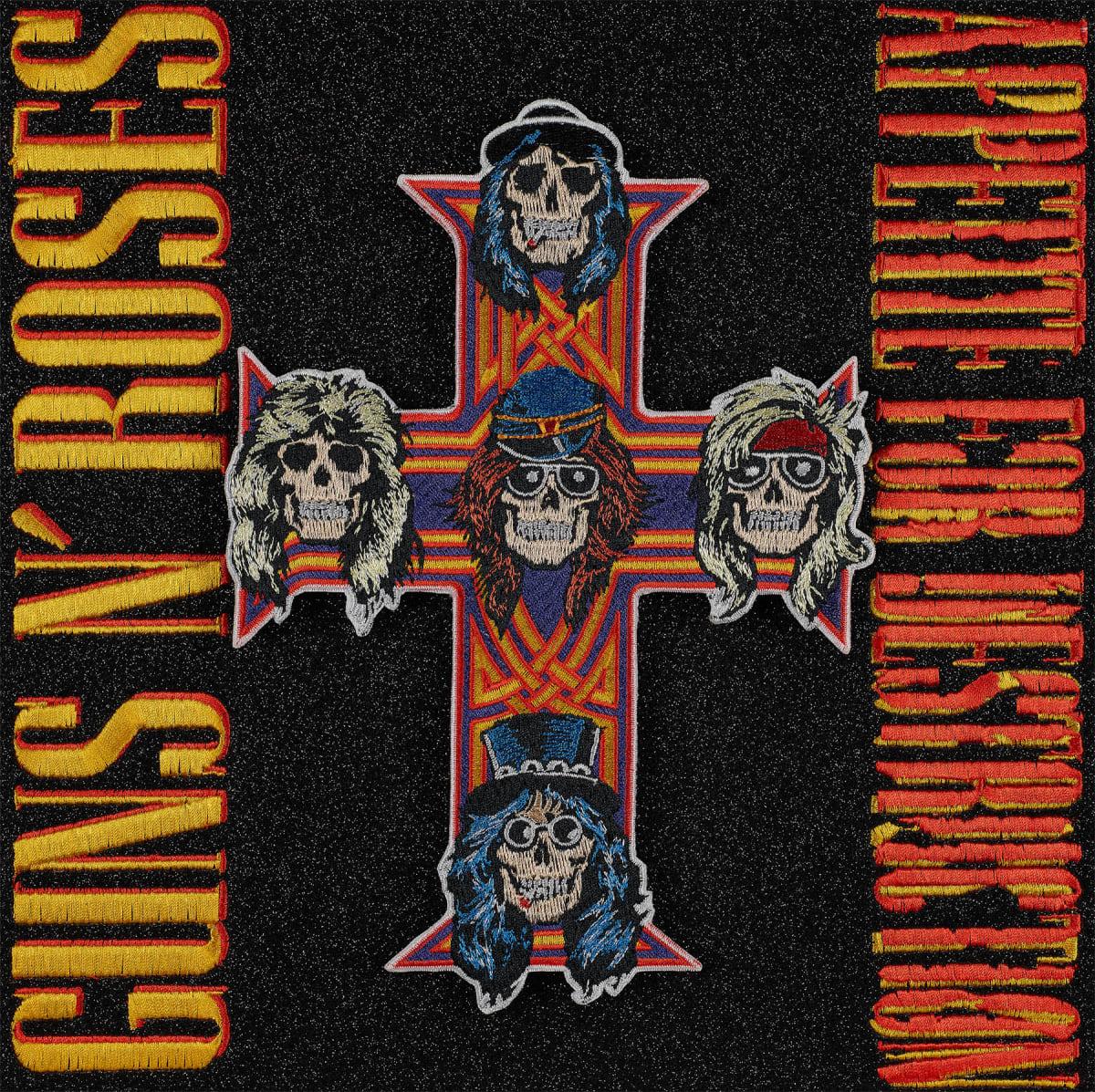 Stephen Wilson, Appetite for Destruction, Guns N' Roses , 2019