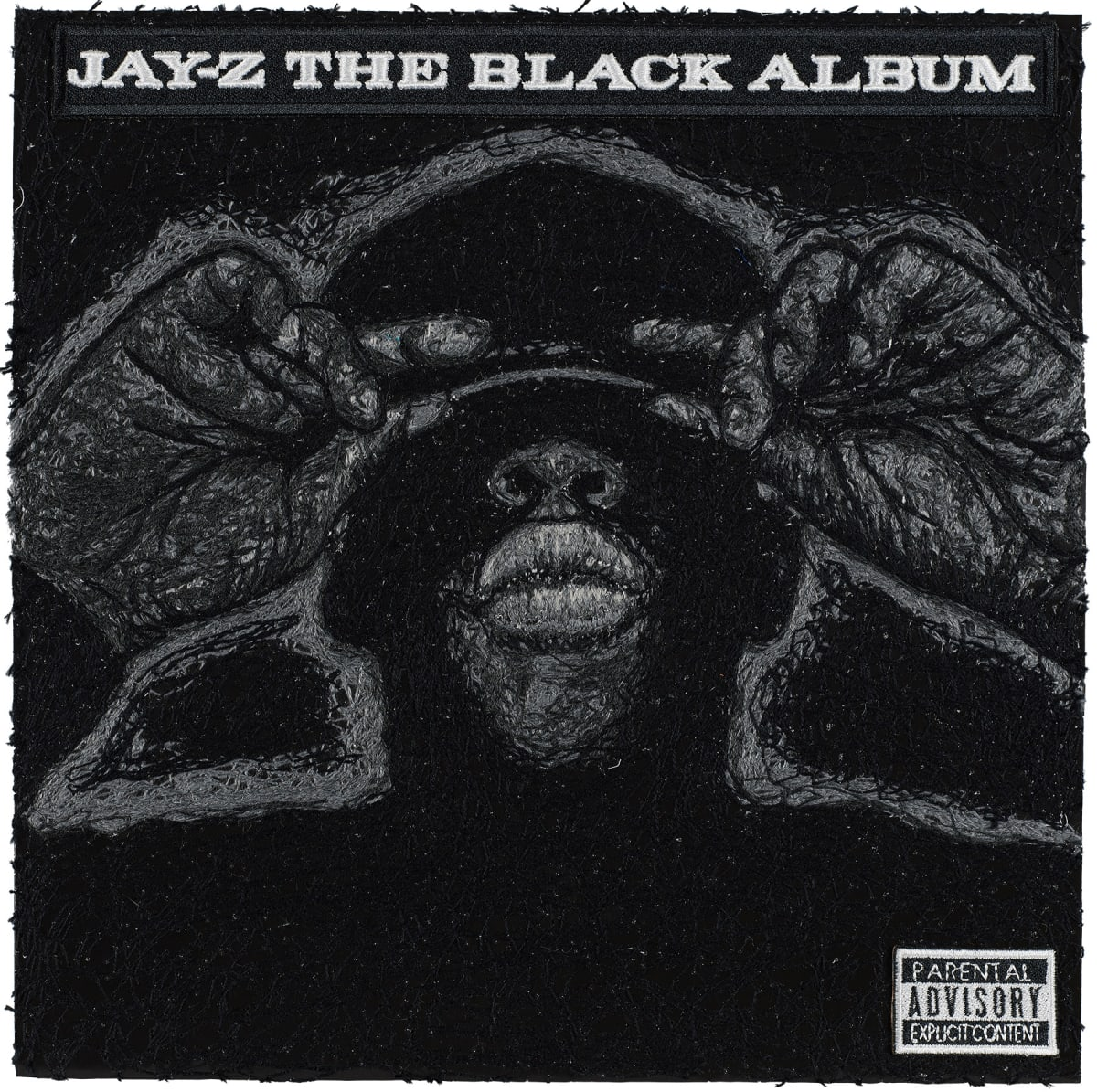 Stephen Wilson, The Black Album, Jay Z , 2019