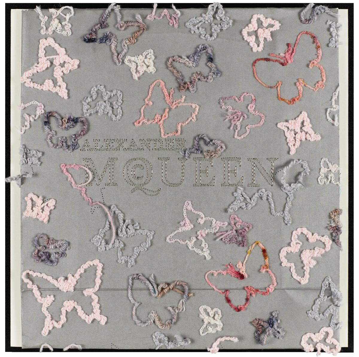 Stephen Wilson, McQueen Flutter (Pink), 2019