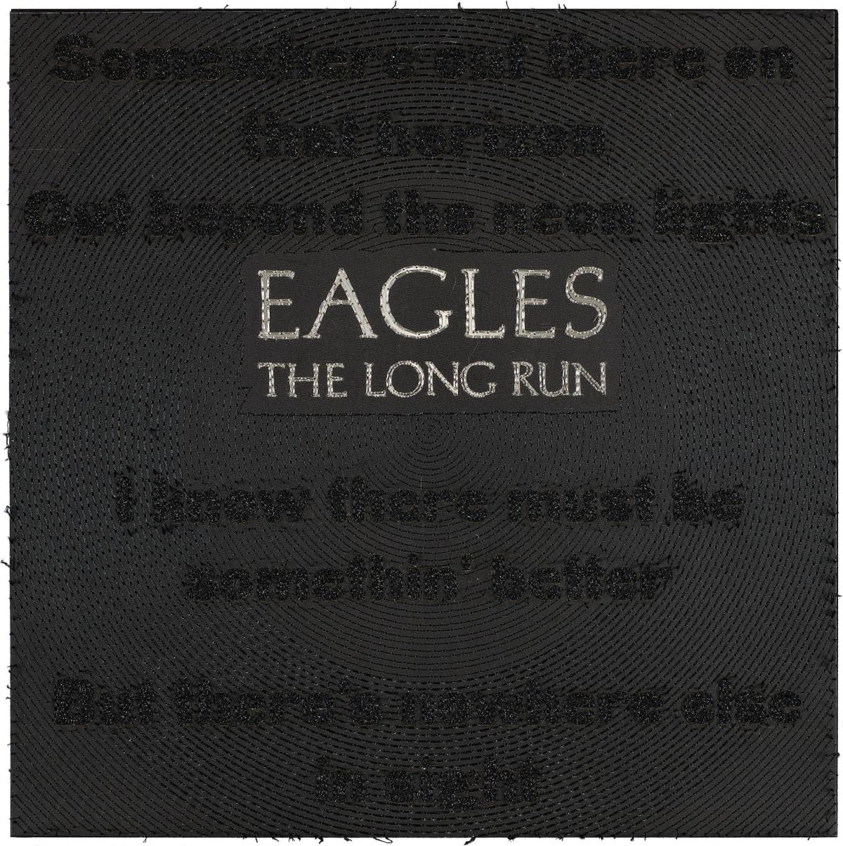 Stephen Wilson, The Long Run, Eagles , 2019
