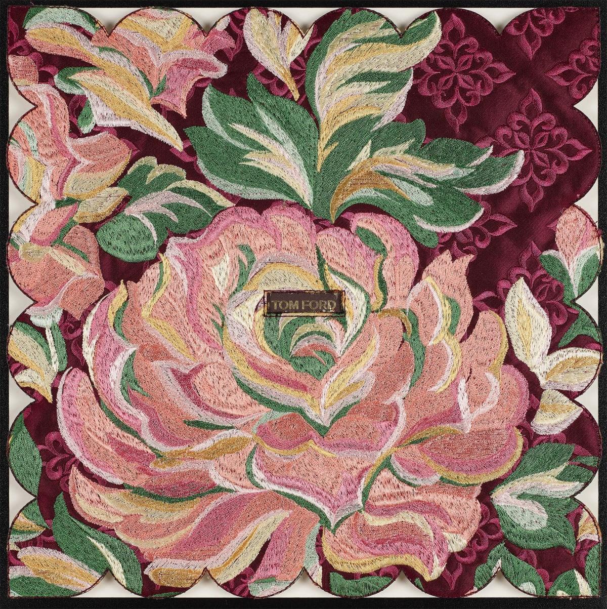 Stephen Wilson, T.F. Vintage Tapestry , 2019
