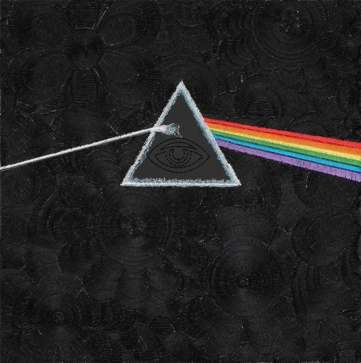 Stephen Wilson, The Dark Side of the Moon, Pink Floyd , 2019
