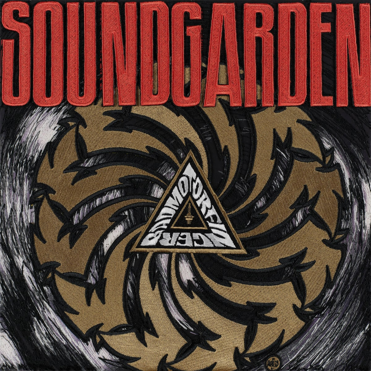 Stephen Wilson, Badmotorfinger, Soundgarden, 2019