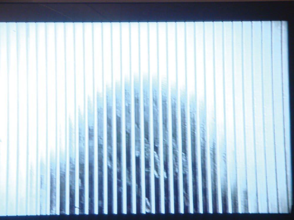 Rachel Lancaster, Glass Door, 2009