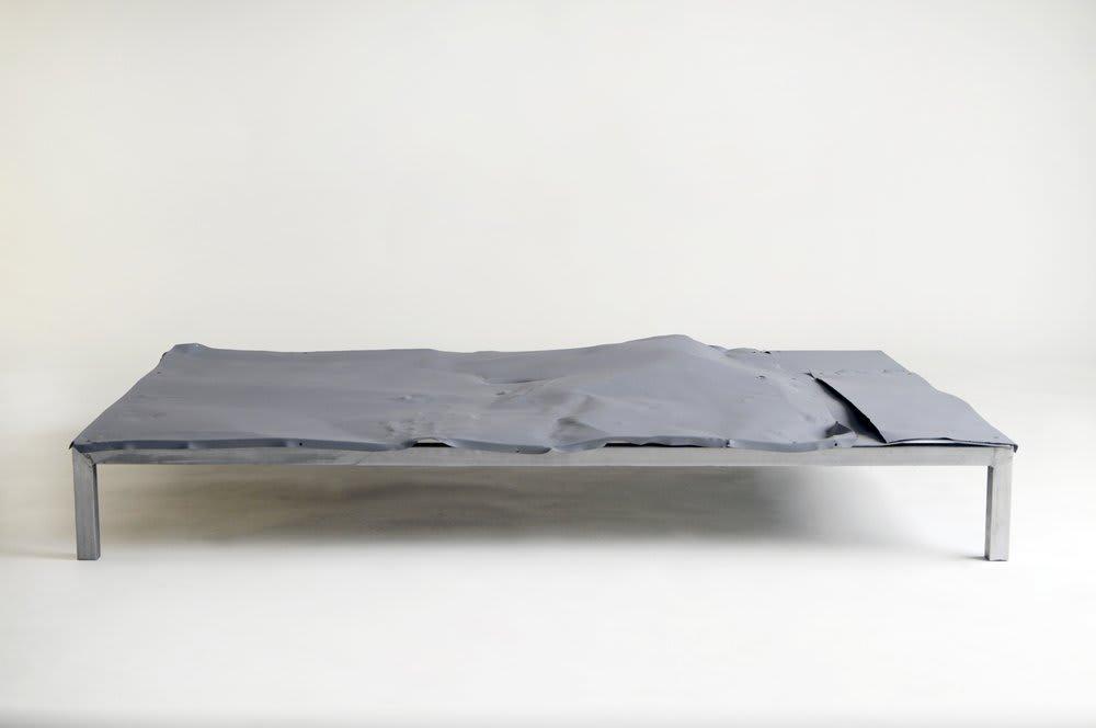Paul Merrick, Raised Painting 2, 2009